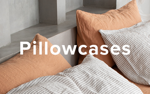 Bedroom Pillow Cases